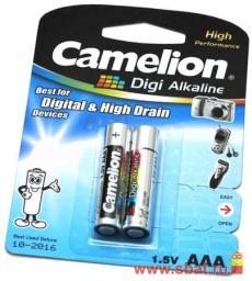 Э/п Camelion DIGI Alkaline LR03/286 BL2