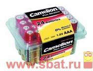 Э/п Camelion Plus Alkaline LR03/286 БОКС24