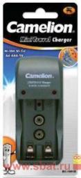З/у Camelion R03/R6x1/2/9Vx1 (200mA) таймер/откл BC-1001A