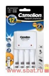 З/у Camelion R03/R6x2/4 (200mA) таймер/откл, индик. BC-1010B