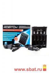З/у Robiton (4xNi-Cd.Ni-Mh.Li-ion.LiFePO4) ускорен,защита +адаптеры 12/24V, MasterCharger850