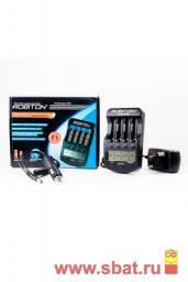 З/у Robiton R03/R6x1/2/3/4 (200-1000mA), разряд, таймер/откл, ProCharger1000