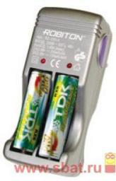 З/у Robiton R03/R6x2/4 (250mA), SD250-4