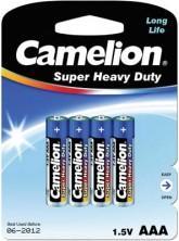 Э/п Camelion SUPER BLUE R03/286 BL4