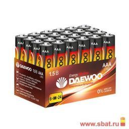 Э/п Daewoo Energy LR03/286 NEW pack-24