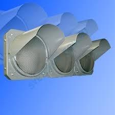 Светофор светодиодный транспортный горизонтальный (Д=200 мм)