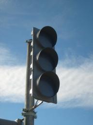 Светофор светодиодный транспортный (Д=100 мм)