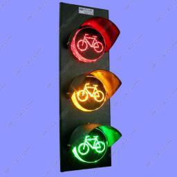 Светофор светодиодный для велосипедистов