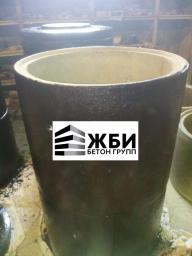 Колодец КЦДГ 15-9ч с гидроизоляцией Кольцо с дном в Домодедово / Ступино