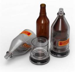 BeerCase - адаптер налива в стекло