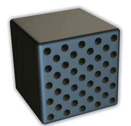 Виброизолятор резиновый в ассорт.