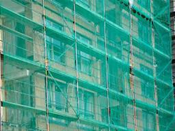 Сетка фасадная строительная в ассортименте.