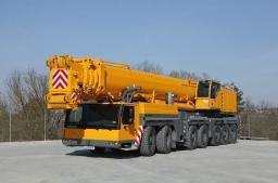 Аренда автокрана LIEBHERR LTM 1400 г/п 400 тонн