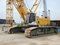 Аренда гусеничного крана LIEBHERR LR 1100 г/п 100 тонн