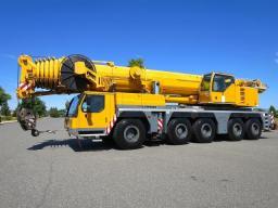 Аренда автокрана LIEBHERR LTM 1200 г/п 200 тонн