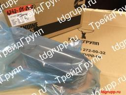 6742-01-2450 Маслоохладитель (Oil cooler) Komatsu PC300-8