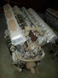 Дизельные двигатели А-605.