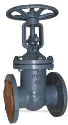 Задвижка фланцевая Ду100 мм Ру16