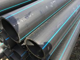 Труба водопроводная напорная из полиэтилена ПЭ 100 SDR13,6 PN 12,5 25х2,0мм