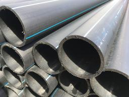 Труба водопроводная напорная полиэтилен ПЭ 100 SDR13,6 PN 12,5 125х9,2мм