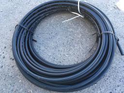 Труба водопроводная напорная из полиэтилена ПЭ 100 SDR21 PN 8,0 140х6,7мм
