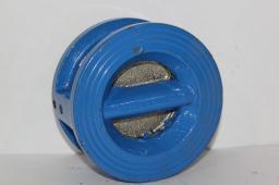 Клапан обратный двухдисковый WCV, Ру16 Ду 65