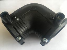 Отводы ПНД электросварные 63 мм