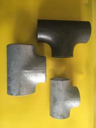 Тройник стальной 09Г2С 159х6.0
