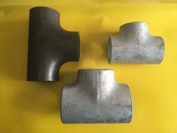 Тройник стальной 76х3.5-45х3