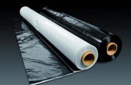 Пленка полиэтиленовая строительная и аграрная: армированная, чёрная, воздушно-пузырчатая и т.д.