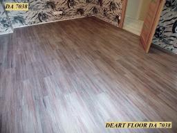 Клеевая кварцвиниловая плитка DEART FLOOR STRONG DA 7038