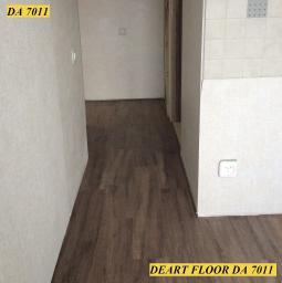 Клеевая кварцвиниловая плитка DEART FLOOR LITE DA 7011