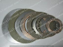 Фрикционный диск 9609500 для экскаваторов New Holland