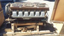Дизельный двигатель В-46-6 МС.