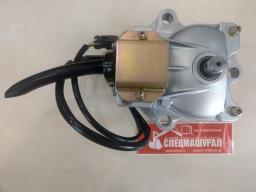 Мотор управления оборотами для экскаваторов Komatsu PC200-7, PC220-7