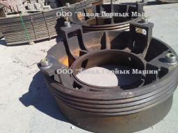Кольцо регулирующее (КСД-1200 Гр ) 1-124588