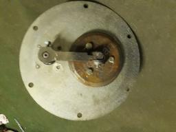 Клапан центральный ЭД-405.50.20.300 без пневмоцилиндра
