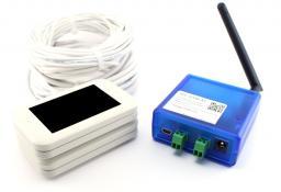 Проводной счетчик посетителей с передачей через GSM. Комплект MC-GSM-W: Проводной счетчик, Сенсоры MCount, GSM/GPRS/FTP модем, блок питания, провода, кронштейны, ПО. Белый. ЦЕНА СНИЖЕНА. Звоните прямо сейчас (383)248-04-04, 8-913-715-88-32