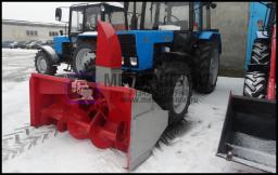 Снегоочиститель шнекороторный СШР-2.0П