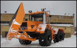 К-703-МА-ДМ-15 Трактор-тягач с БО
