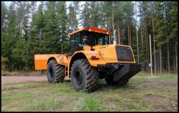 К-702МБА-01-БКУ Универсальный колесный бульдозер