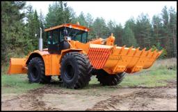 К-702МВА-УДМ2 Универсальная дорожная машина