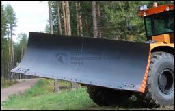Бульдозерное оборудование БКУ