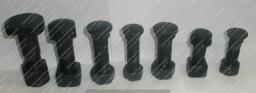Болт крепления трака гусеницы для мульчеров Rayco C185