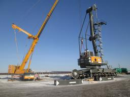 Аренда автокрана LIEBHERR LTM 1100 г/п 100 тонн