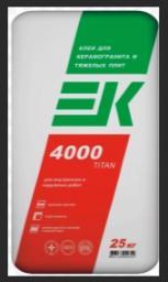 Клей ЕК 4000 TITAN в Сормово г. Нижний Новгород