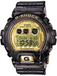 Японские наручные  мужские часы Casio GD-X6900FB-8E. Коллекция G-Shock