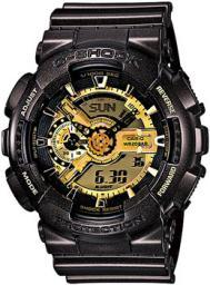 Японские наручные  мужские часы Casio GA-110BR-5A. Коллекция G-Shock