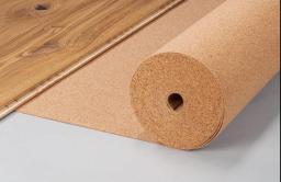 Пробковая подложка под ламинат 2 мм (10 м2)
