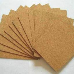 Подложка из пробки под ламинат 4 мм лист
